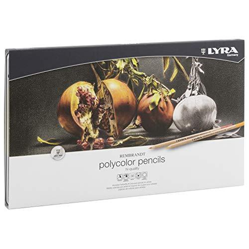 Lyra 2001360 - Set of 36 Lápices, 36 unidades, Colores Variados