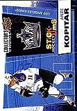 (CI) Anze Kopitar Hockey Card 2008-09 Collectors Choice Stick Ums 2 Anze Kopitar