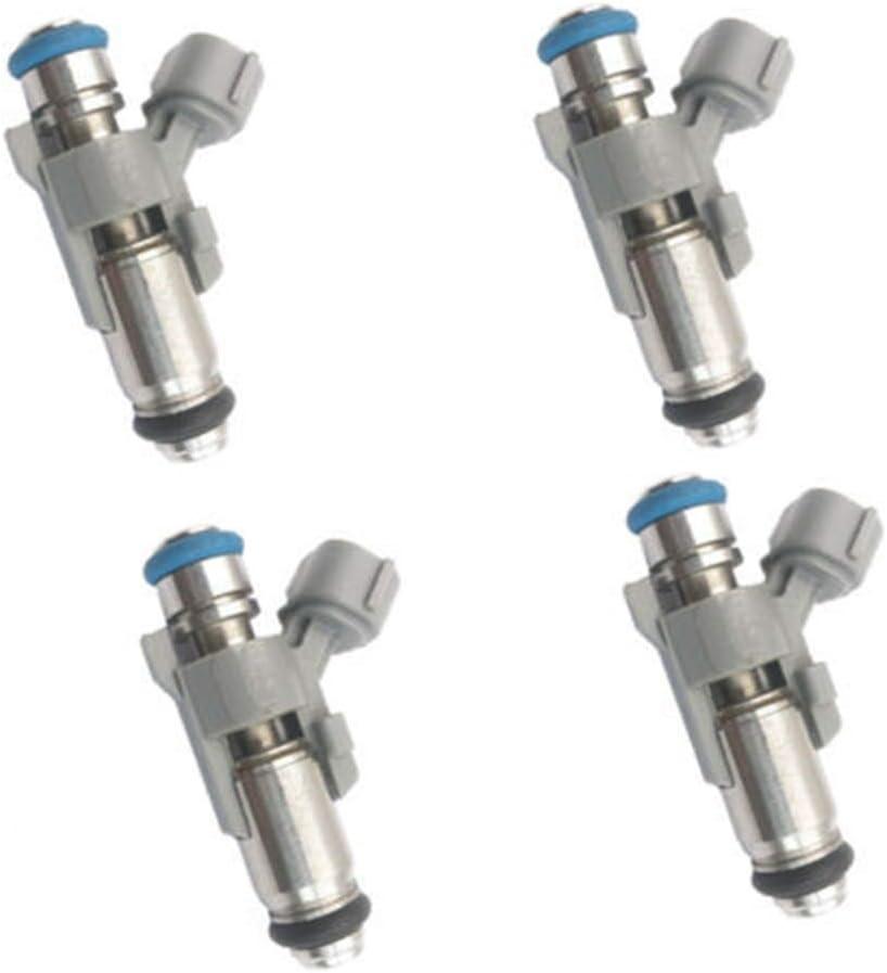4PCS Car Fuel Injector Nozzle IPM018 Fit 1007 206 2021 20 Peugeot Max 67% OFF for