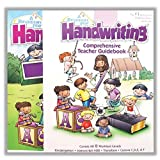 A Reason For Cursive Transition Handwriting Workbook & Teacher Guidebook Level T, Grade 2 & 3 - Kids Writing Practice Books for Kindergartners - Penmanship Workbooks for Homeschooling