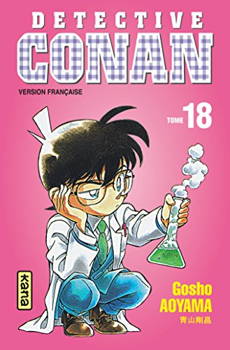 Détective Conan, tome 18