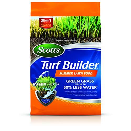 Scotts Turf Builder Summer Lawn Food 4M, 4,000 sq. ft