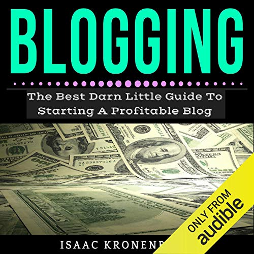 『Blogging』のカバーアート