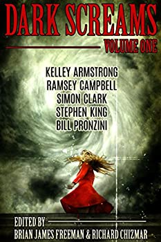 Dark Screams Volume 1 by Brian Freeman and Richard T. Chizmar Horrible Monday SFF Book Reviews