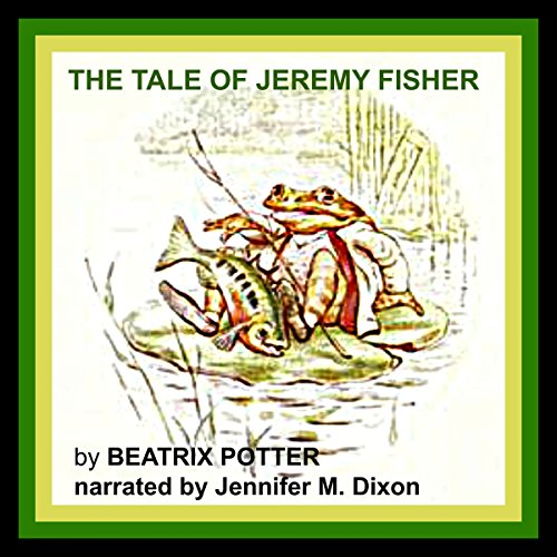 『The Tale of Jeremy Fisher』のカバーアート