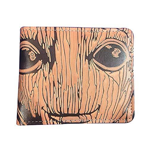 Geldbörsen Damen Kunstleder Herren Geldbeutel Handtaschen ID Kartenfächern Elegant Brieftasche PU Leder Große Kapazität RFID-Schutz Portemonnaie Geldklammer Geschenk Groot