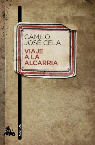 Viaje a la Alcarria (Contemporánea)