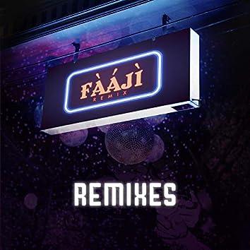 Faaji (Remixes)