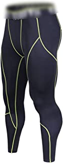 LUKEEXIN Men's Cool Dry Leggings Sports Tights Pants Compression Pants