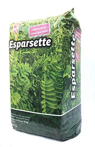 Maridil ESPARSETTE 15 kg - Reine, strukturierte, warmluftgetrocknete