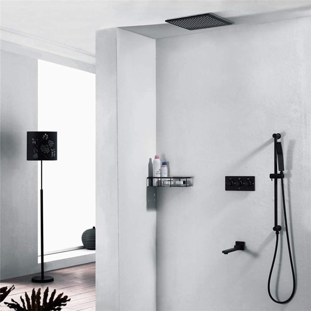Max 43% OFF JF-XUAN Plated Dark Shower Sprinkler Max 89% OFF and Hot Wall-Mounted Copper