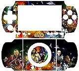 STAR WARS SKIN STICKER COVER for SONY PSP 2000 SLIM