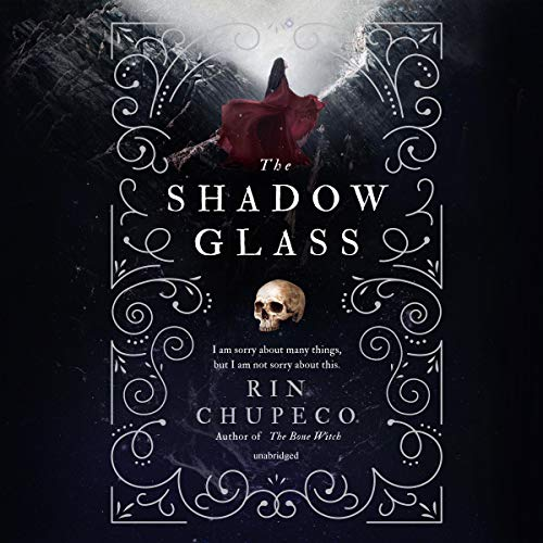 The Shadow Glass  By  cover art