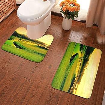 Best golf bathroom rug Reviews