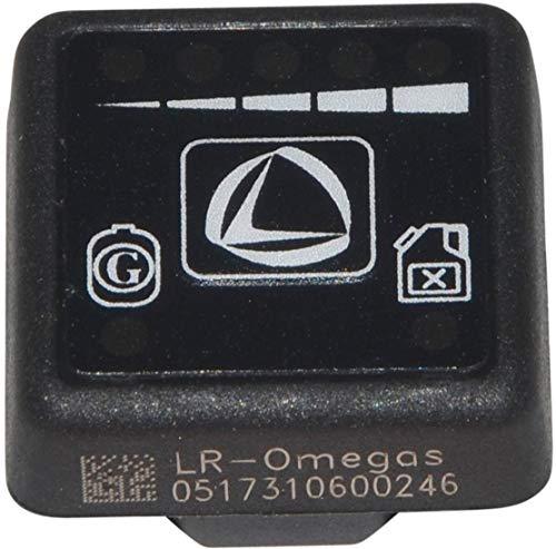 Landi Renzo 119B 2.0 Umschalter für Omegas, EVO, EVO12, Direct (grüne LEDs)