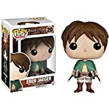 Attack on Titan POP! Vinyl Figura Eren Jaeger 10 cm...