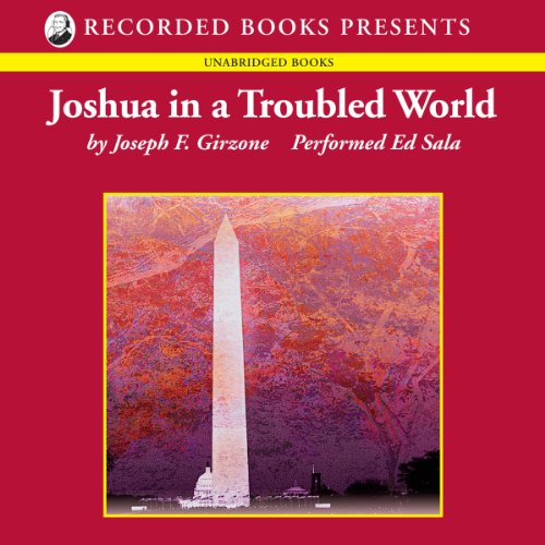 Joshua in a Troubled World audiobook cover art