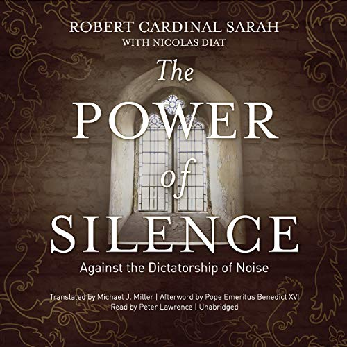 The Power of Silence audiobook cover art