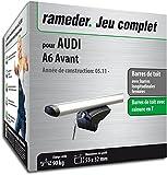 Rameder Pack Barres de Toit Pick-Up pour Audi A6 Avant (111287-09627-9-FR)