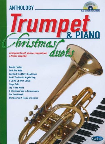 Anthology Christmas Duets for Trumpet & Piano. Für Trompete, Klavier