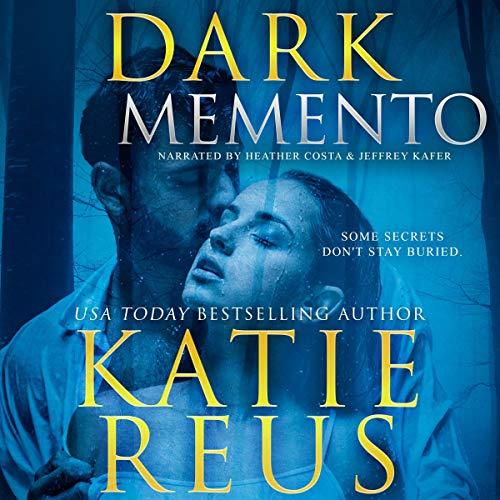 Dark Memento audiobook cover art