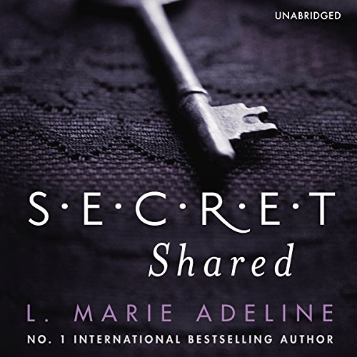 Secret Shared audiobook cover art