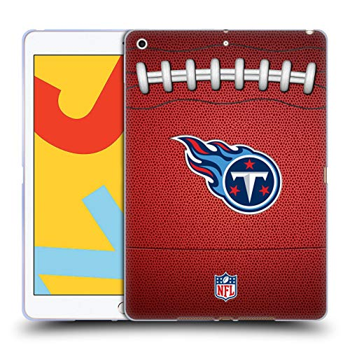 Official NFL Football 2018/19 Tennessee Titans Soft Gel Case Compatible for Apple iPad 10.2 (2019)/(2020)