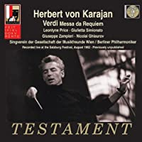 Verdi: Messa da Requiem by Leontyne Price (2014-02-11)