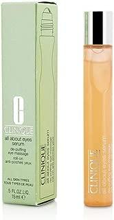 Clinique All About Eye Serum De-puffing Eye Massage, 0.5 Ounce