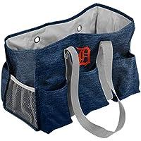 logobrands MLB Detroit Tigers Crosshatch Jr Caddy Backpack