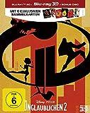 Die Unglaublichen 2 (+ Blu-ray 2D) (+ Bonus-Blu-ray)