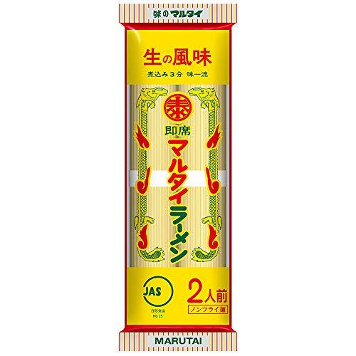 マルタイ棒ラーメン 2人前×5袋(10人前)
