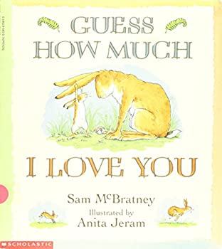 Paperback Guess How Much I Love You Book