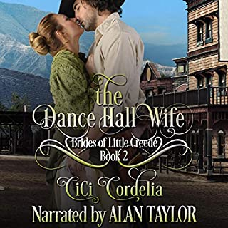 The Dance Hall Wife audiobook cover art