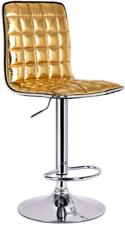 QTQZ Brisk- American Fashion bar can be redated Sofa Stool Europallisk Lift Chair Stool (color Optional) (color  6)