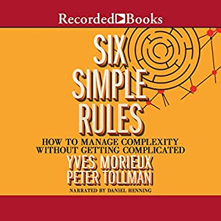 Six Simple Rules cover art