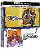 Pack Henson: Cristal Oscuro + Dentro Del Laberinto (4K UHD + BD) [Blu-ray]