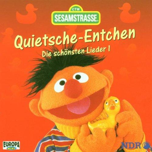 Sesamstrasse - Quietsche-Entchen