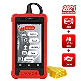 LAUNCH Creader Elite 200 OBD2 Scanner Code Reader + ABS&SRS Car Diagnostic Tool, 4 in 1 Live Data Graph, Auto VIN, WiFi Free Update, Share Diagnostic Report via Email, Touch Screen Screenshot