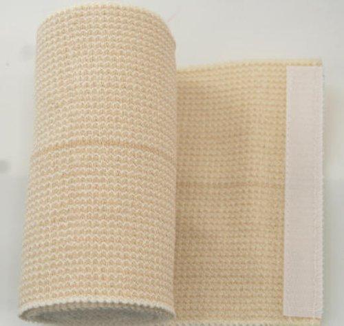 Premium Elastic Bandage with Velcro - 6' x 11yd