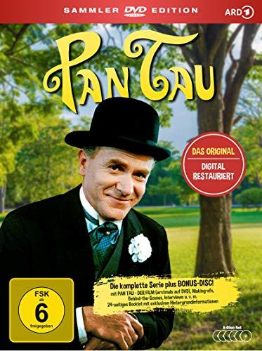 Pan Tau - Die komplette Serie (Sammler-Edition, digital restauriert) (6 DVDs)