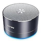 VTIN Mini Portabler 4.1 Bluetooth Lautsprecher Wireless Speaker (Mikrofon, TF Karte Slot, USB &...