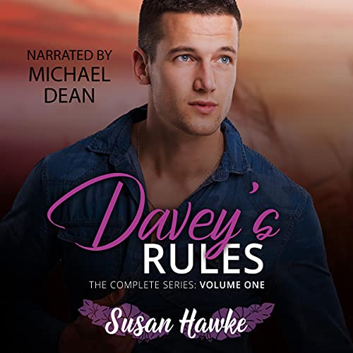 Davey's Rules: The Complete Series: Volume One cover art