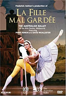 Hérold - La Fille Mal Gardée /  Fiona Tonkin, Australian Ballet
