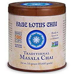 Easy Homemade Chai Tea: Blue Lotus Instant Chai