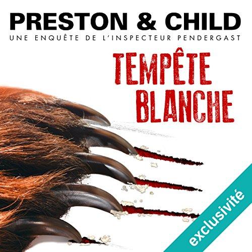 Tempête blanche audiobook cover art