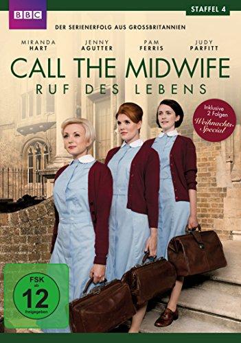 Call the Midwife - Ruf des Lebens, Staffel 4 [3 DVDs]