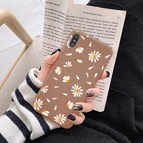 WQDWF Cute Flowers Phone Case For iPhone 12 Pro MAX Mini Soft TPU For iPhone 11 11Pro XS MAX 7 8 6 6S Plus 5 SE 2020 X XR Cover,Kka99,juhuaban,For iPhone 11 Pro