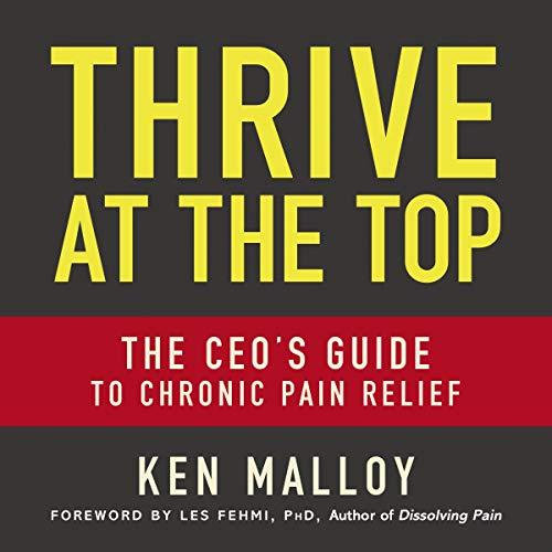 Thrive at the Top audiobook cover art
