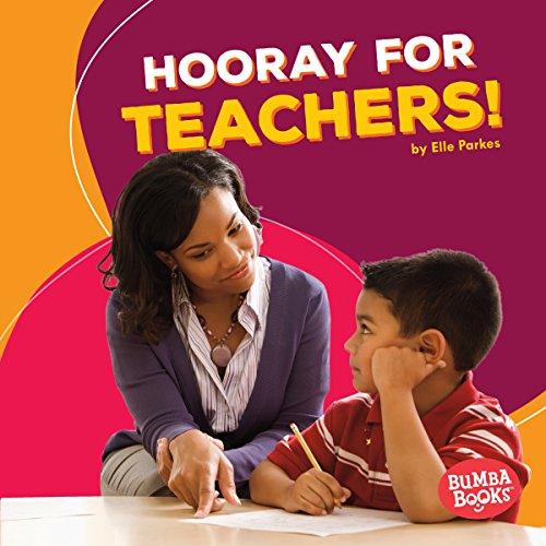 Hooray for Teachers! copertina